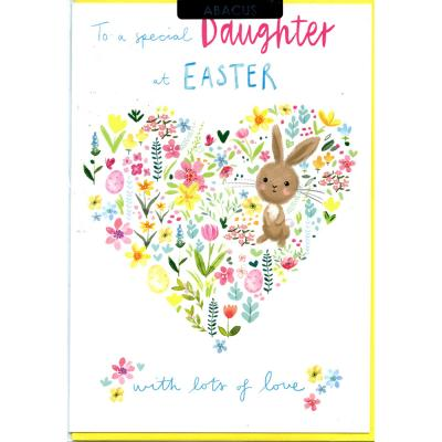 Easter Card - Abacus - 11409