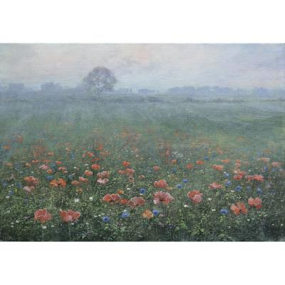 Clive Madgwick – Field of Poppies