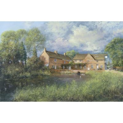 Clive Madgwick – Flatford Mill