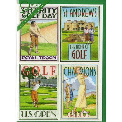 Golf Courses - 334 - Everyday Card