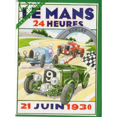 Le Mans - 338 - Everyday Card
