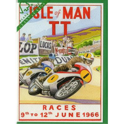 Isle of Man TT - 344 - Everyday Card
