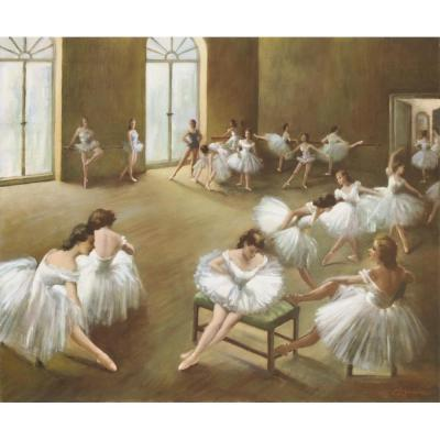 Carlotta Edwards-Ballet School