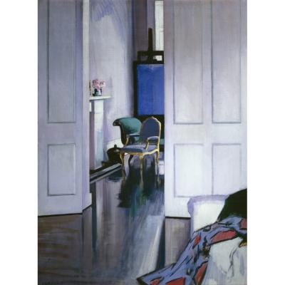 Francis Campbell Boileau Cadell - Cassis – Interior, 6 Ainslie Place