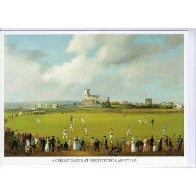 Cricket Match - G31 - Everyday Card