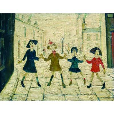 Children Playing - MEDICI POSTCARDS