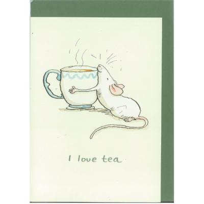 I Love Tea - Two Bad Mice