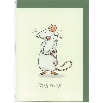 Big Hugs - Two Bad Mice