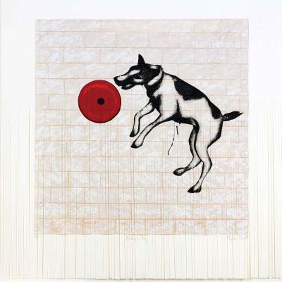 Dry Red Press - Banksy's Dog - MB032