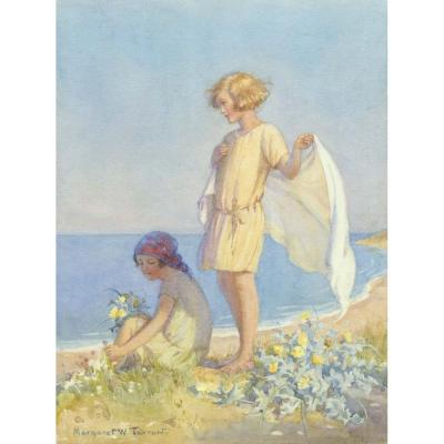 Margaret Tarrant, The Summer Sea