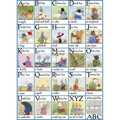 Margaret Tempest, An ABC For You and Me