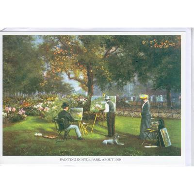 Hyde Park - P226 - Everyday Card
