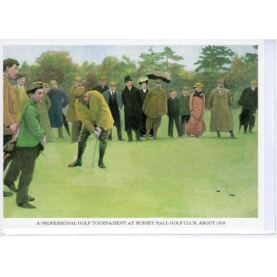 Golf Tournament - P313 - Everyday Card