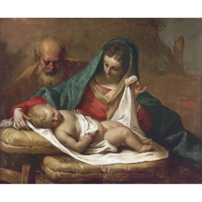 Sebastian Ricci – The Holy Family