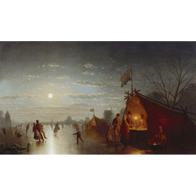 Johann Mangels Culverhouse – Evening
