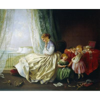 Jane Maria Bowkett – In the Nursery