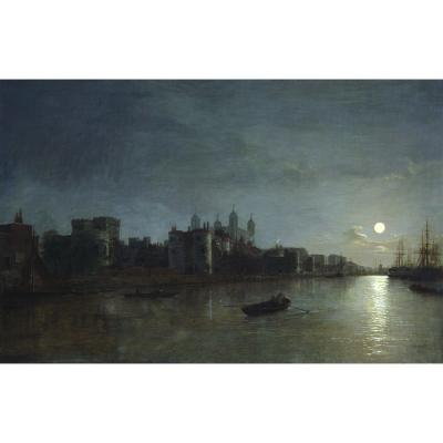 Henry Pether – The Tower of London