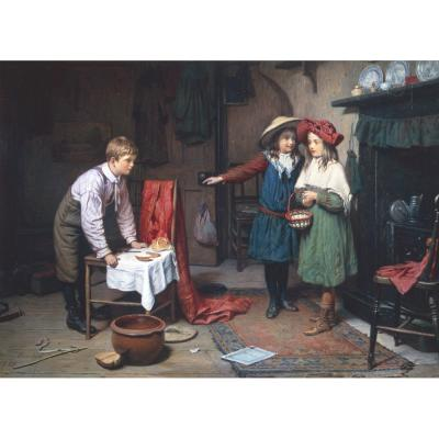 Harry Brooker – The Young Shopkeeper