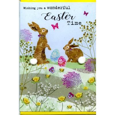 Easter Card - Second Nature - STE002