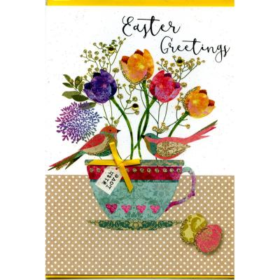 Easter Card - Second Nature - STE004