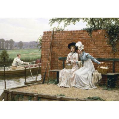 Edmund Blair Leighton – Should We Trust Him?