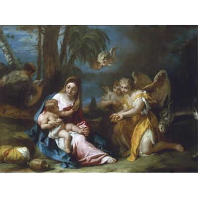 Sebastian Ricci – The Flight Into Egypt