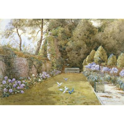 Thomas Noelsmith – The Court Garden Hinton