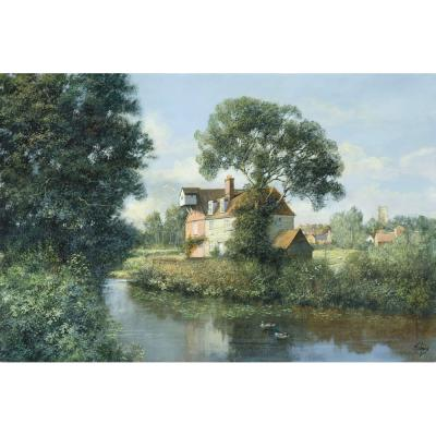 Clive Madgwick – Beside the Old Water Mill