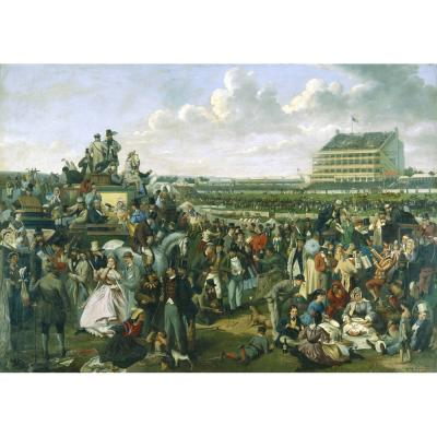 Aaron Green – Epsom Downs, 1863