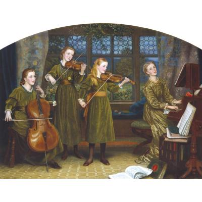 Arthur Hughes – The Home Quartet