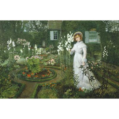 Grimshaw, J A - The Rector's Garden: Queen of the Lilies