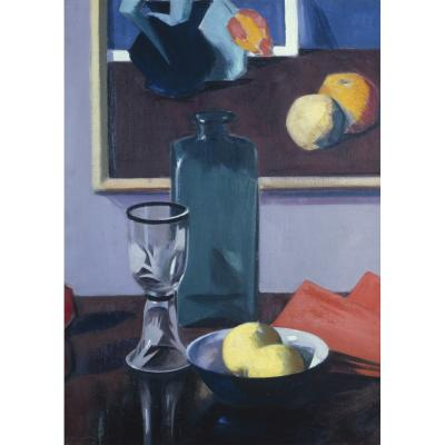 Francis Campbell Boileau Cadell – Green Bottle