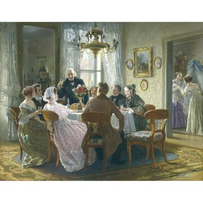 Johann Hamza – The Christening Reception