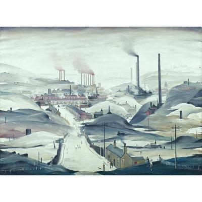 Industrial Panorama, Lowry, Medici