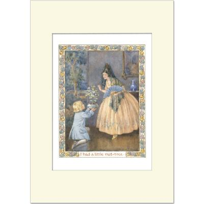 Margaret Tarrant-I had a little nut tree