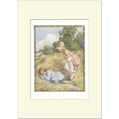 Margaret Tarrant-Little Boy Blue