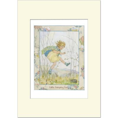 Margaret Tarrant-Little Jumping Joan
