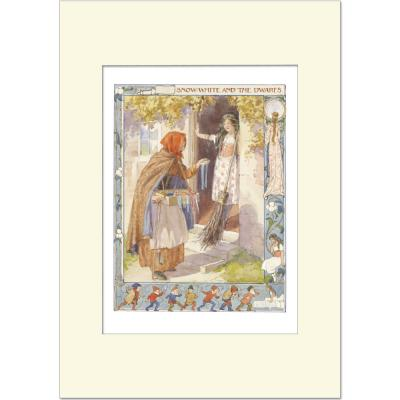 Margaret Tarrant, Snow-White and the Dwarfs