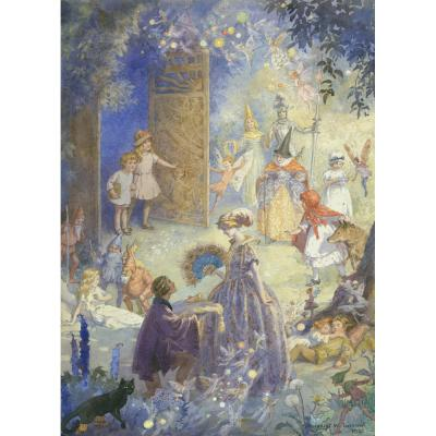 Margaret Tarrant, The Gates of Fairyland
