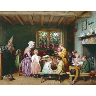William Bromley – The Schoolroom