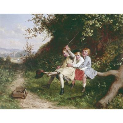 William Bromley – The Country Ride