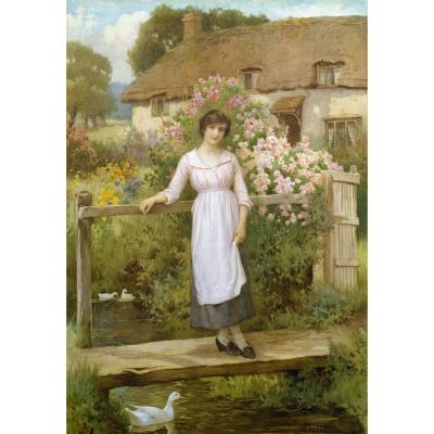 William Affleck – The Gardener's Daughter