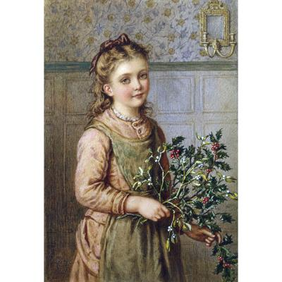 Agnes Rose Bouvier – Christmas Decorations