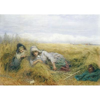 Robert Thorne Waite – The Midday Rest